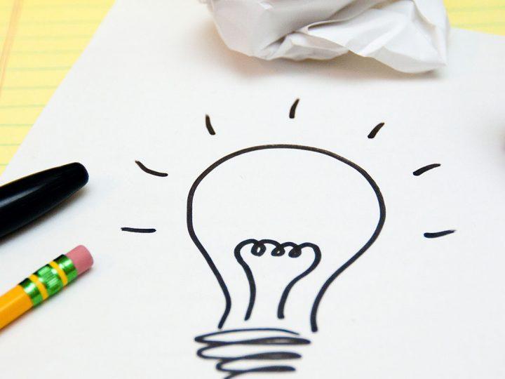 5 dicas para estimular a sua criatividade