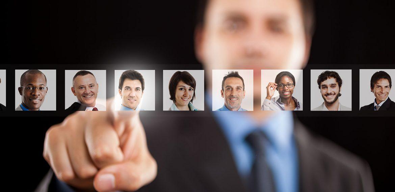 Rede de funcionários de empresa