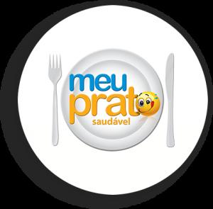 Logo de Meu Prato Saudável