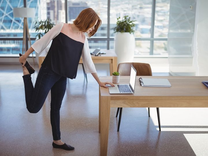 A importância de promover atividade física no ambiente de trabalho