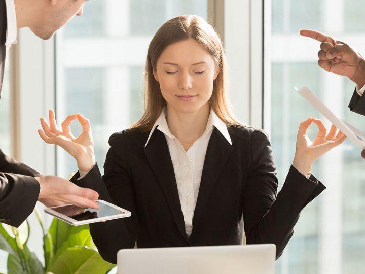 Esgotamento profissional e a síndrome de burnout
