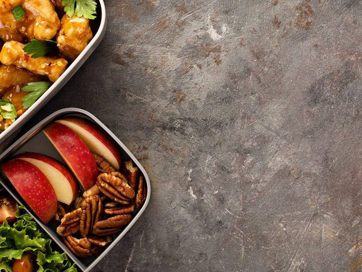 Alimentação saudável e a cultura da marmita feita em casa