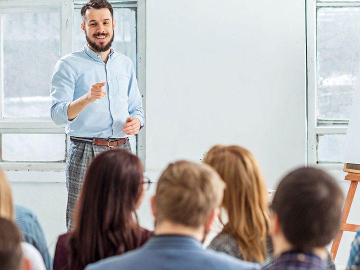 Como investir em palestras e workshops de saúde ajudam a empresa