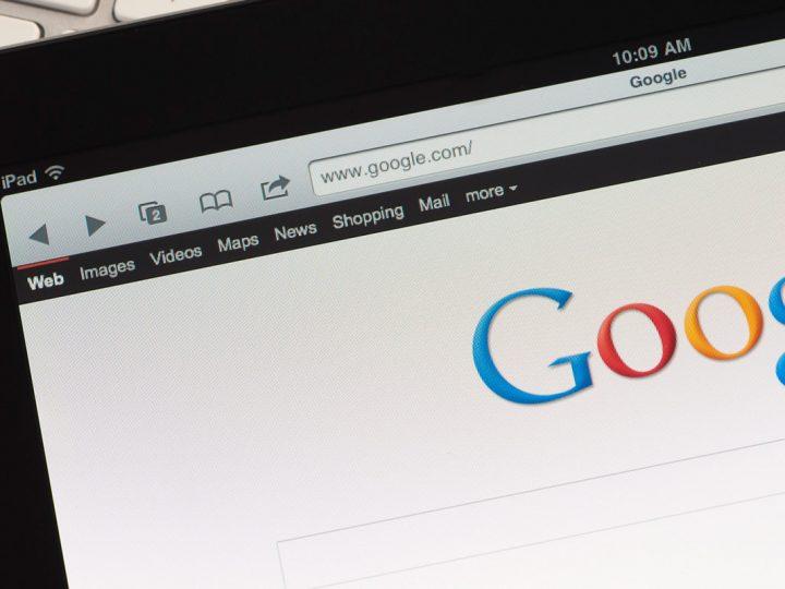 Google, obrigada por virar nosso mundo de cabeça pra baixo