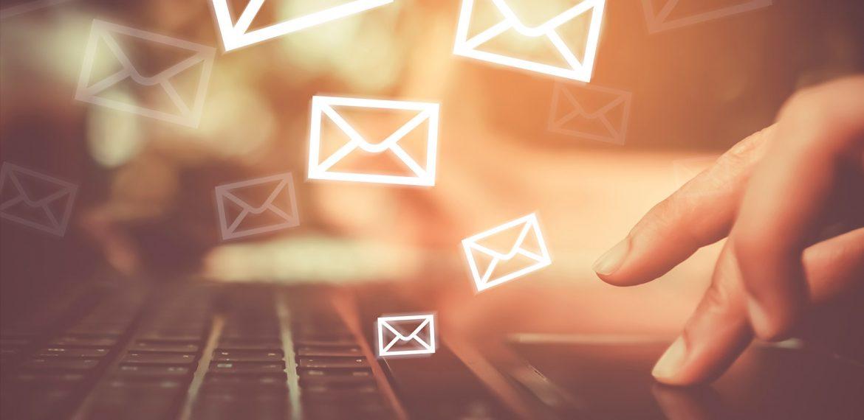 Imagem ilustrativa em disparo de e-mail marketing